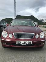 Mercedes E200 SD19029